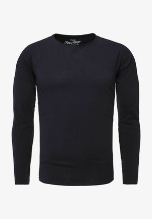 CHEESE - Long sleeved top - marine