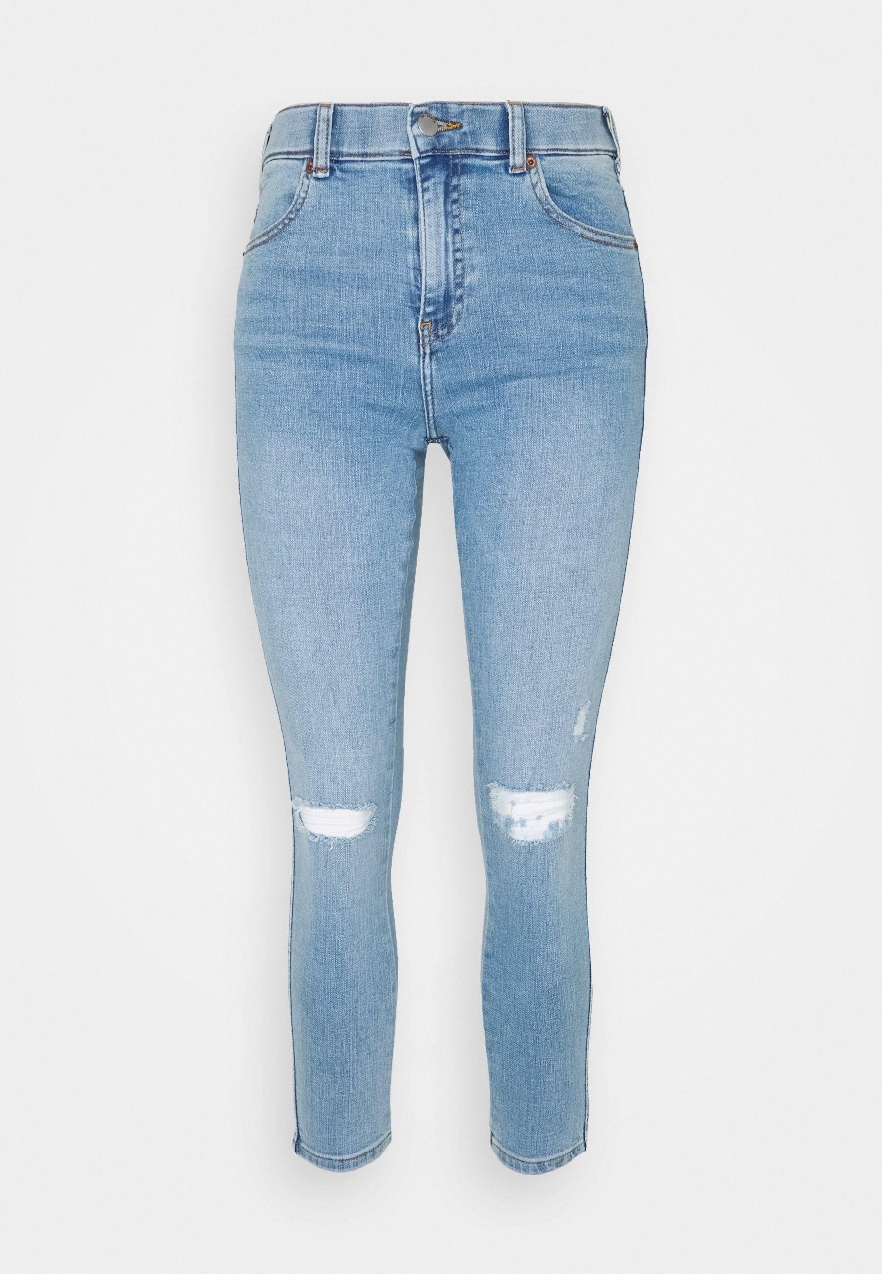 Donna LEXY - Jeans Skinny Fit - hurricane light blue