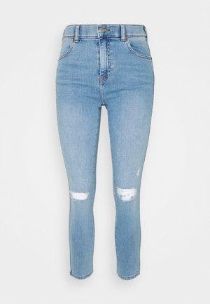 LEXY - Jeans Skinny Fit - hurricane light blue