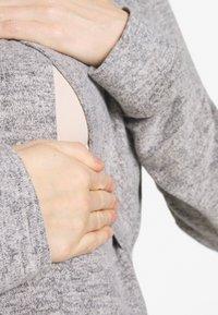 Forever Fit - NURSING HOODIE - Sweatshirt - grey - 5