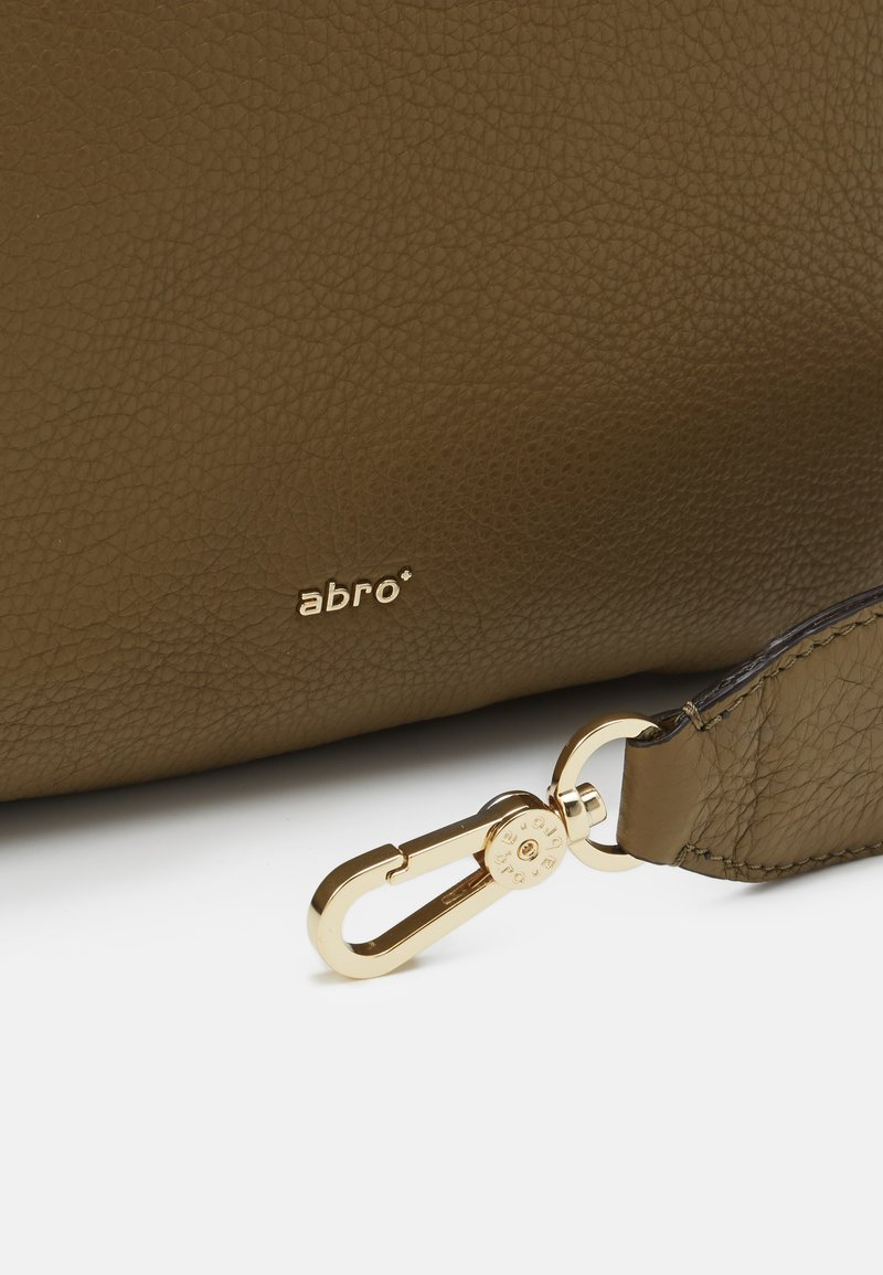 Abro BEUTEL ERNA SMALL - Handväska - military green