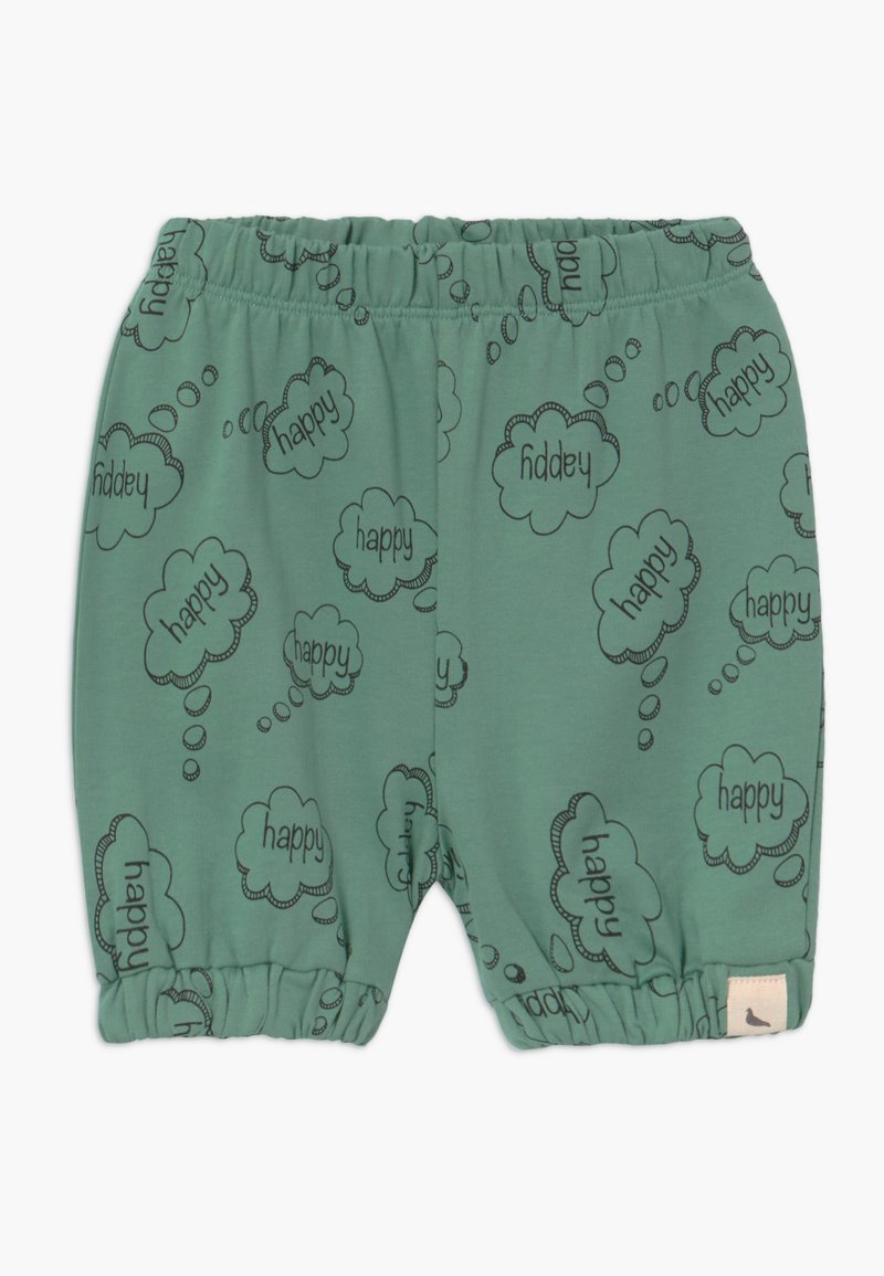 Turtledove - HAPPY THOUGHTS BLOOMERS BABY - Trousers - green