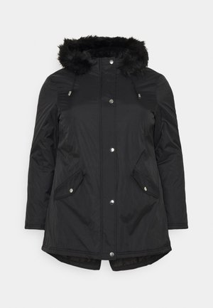 VALUE - Parka - black