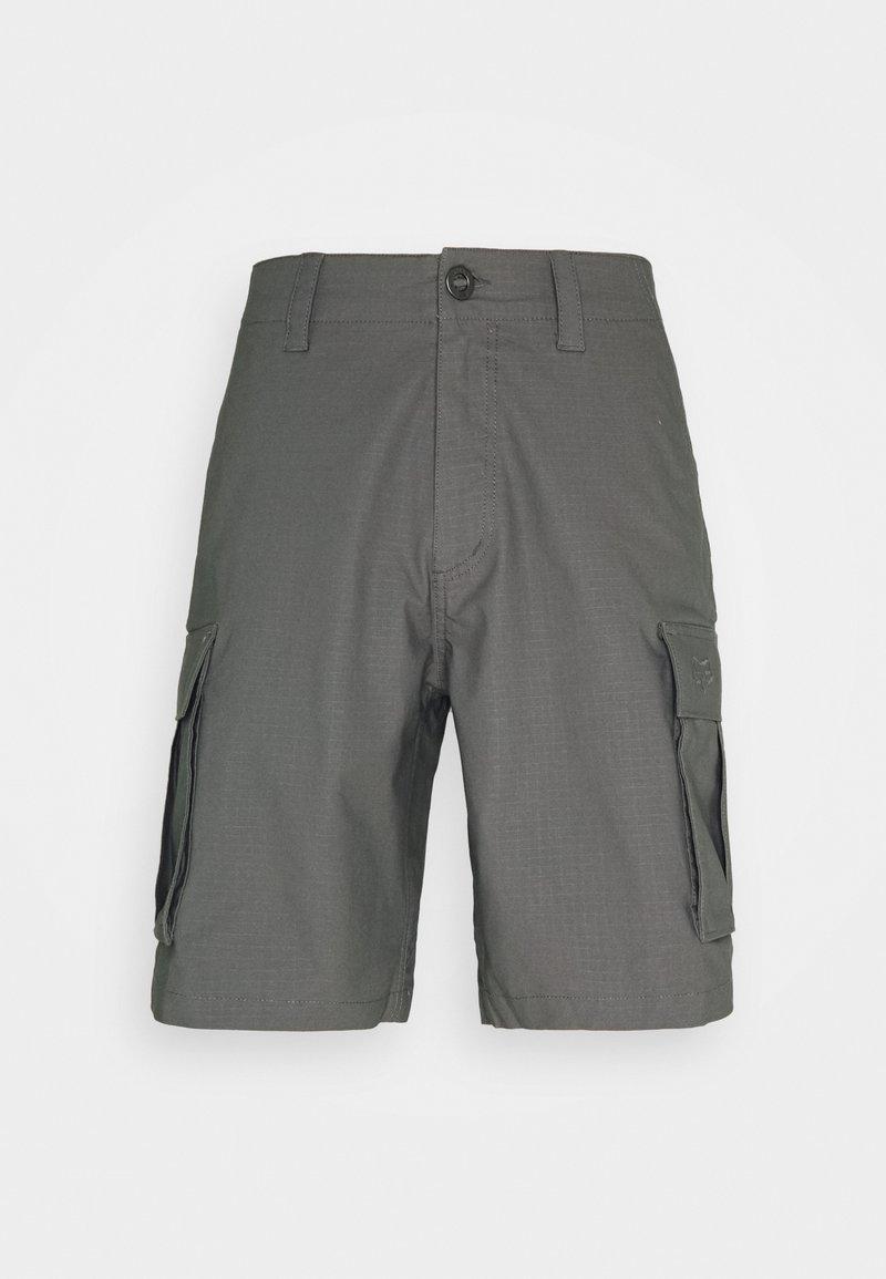 Fox Racing - SLAMBOZO SHORT - kurze Sporthose - grey