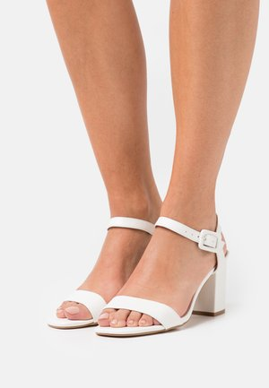 TEESHA - Sandals - white