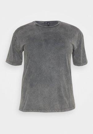 VMFOREVER OVERSIZED - Print T-shirt - black