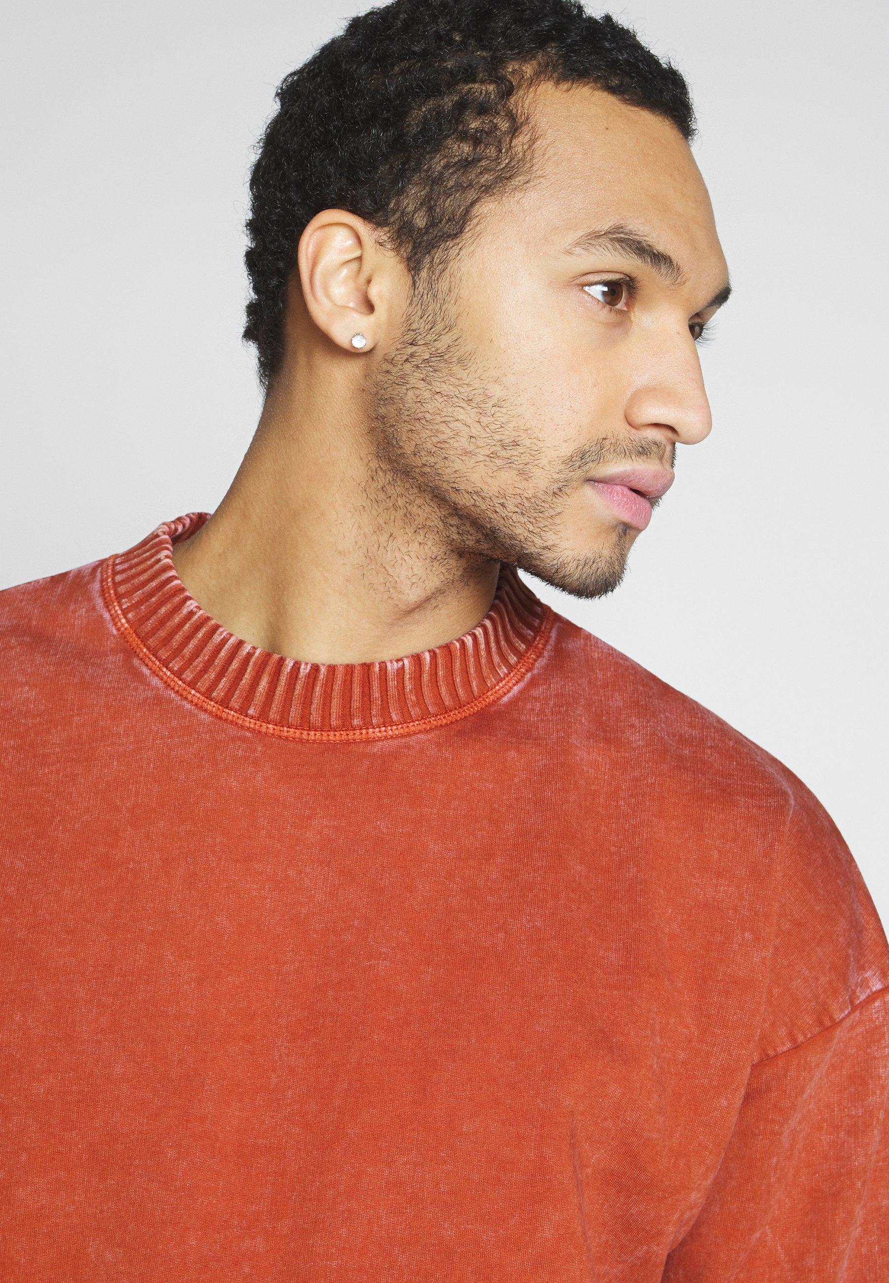 Tigha STIAN - Sweatshirt - vintage brown