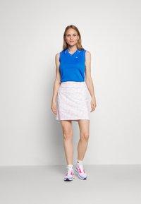 Calvin Klein Golf - SAMARA SKORT - Sports skirt - white - 1