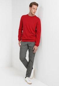 s.Oliver - LANGARM - Jumper - uniform red - 1
