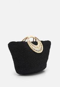 Pieces - PCLILLO BAG - Tote bag - black - 1