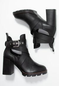 River Island - High Heel Stiefelette - black - 3