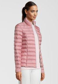 No.1 Como - HELSINKI - Winter jacket - tender rose moss - 2