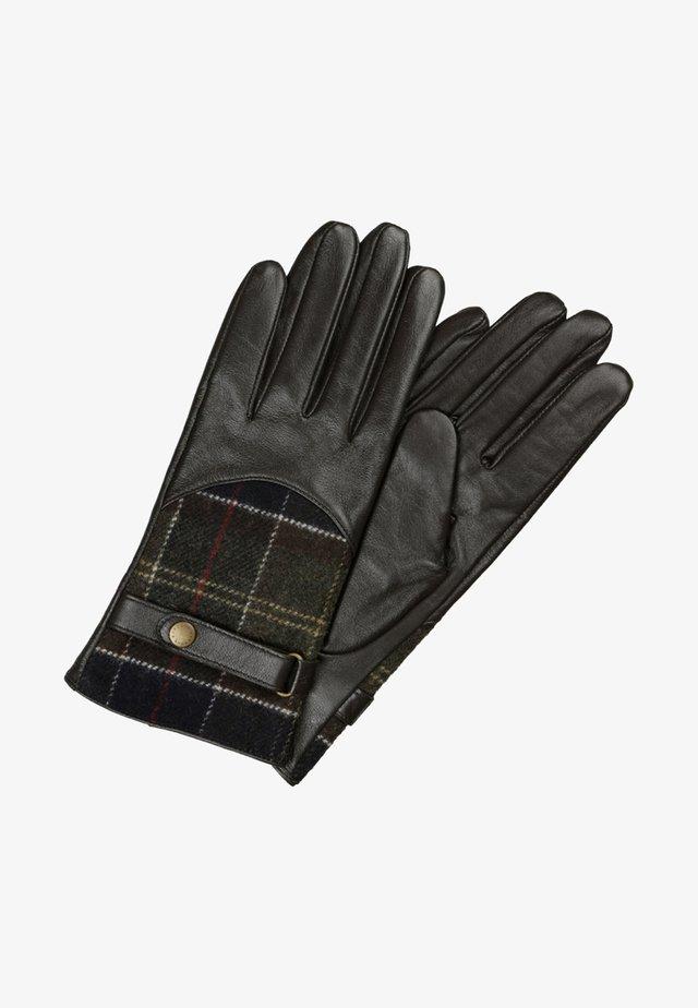 DEE - Handschoenen - dk brown