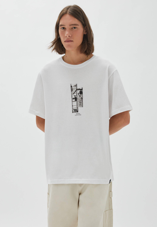 Homme mit Rollen - T-shirt imprimé