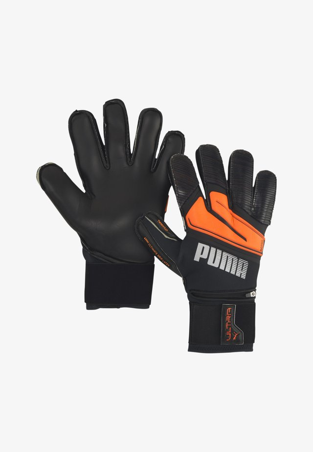 Gants de gardien de but - shocking orange-white-black