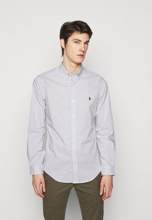 NATURAL - Overhemd - grey/white