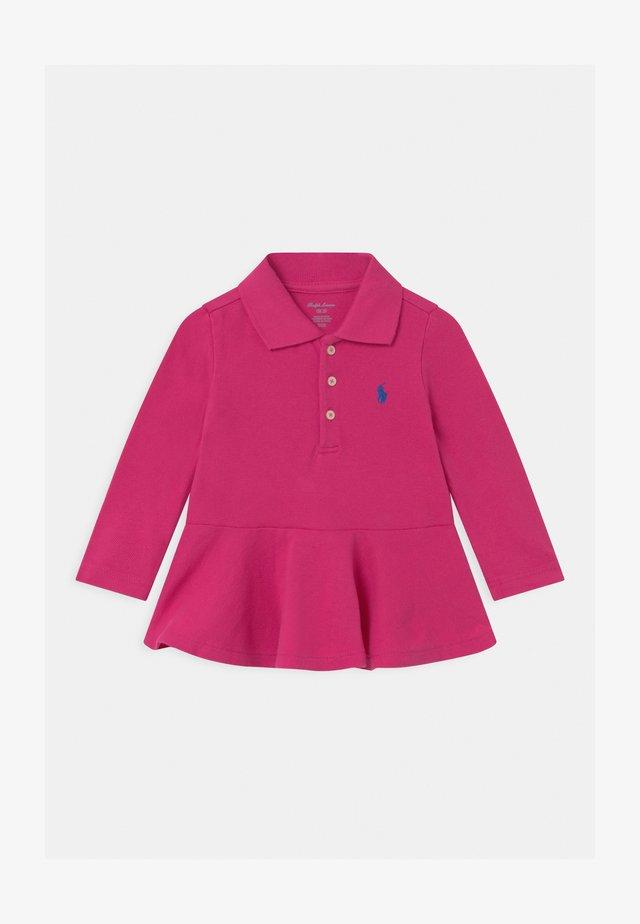 Polotričko - college pink/boysenberry