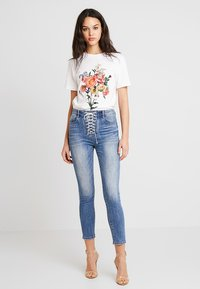 Miss Sixty - FINLEY - T-shirt med print - bright white - 1