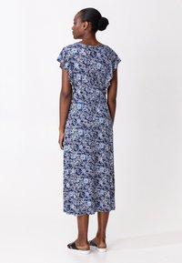 Indiska - Maxi dress - blue - 1