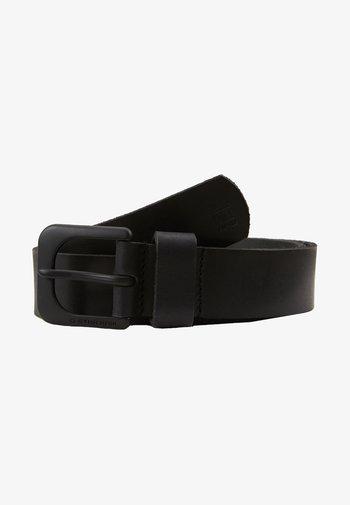 ZED  - Pásek - black