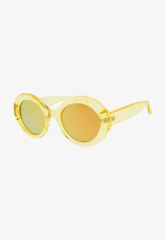 FEM - Aurinkolasit - yellow