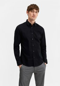 WE Fashion - Shirt - black - 0