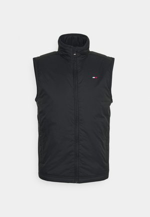 INSULATED GILET - Väst - black