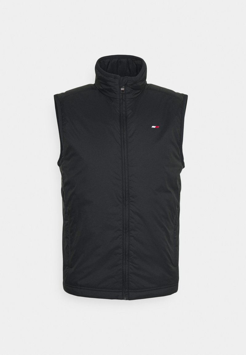 Tommy Hilfiger - INSULATED GILET - Waistcoat - black