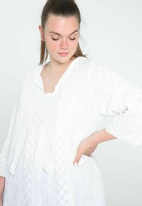 Paprika - BRODERIE ANGLAISE - Blouse - white - 3