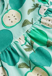 Next - GREEN APPLE PRINTED DRESS (3MTHS-7YRS) - Vapaa-ajan mekko - green - 2