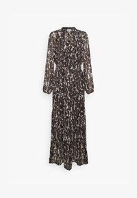 Vero Moda - VMMALLY DRESS - Maksimekko - black/mally tan - 0