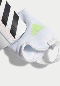 adidas Performance - PREDATOR 20 MATCH SHIN GUARDS - Shin pads - white - 3