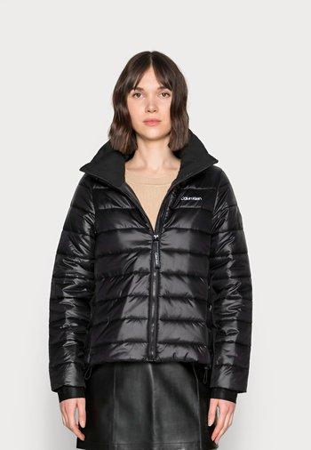 SEASONAL SORONA A-LINE JACKET - Winter jacket - black