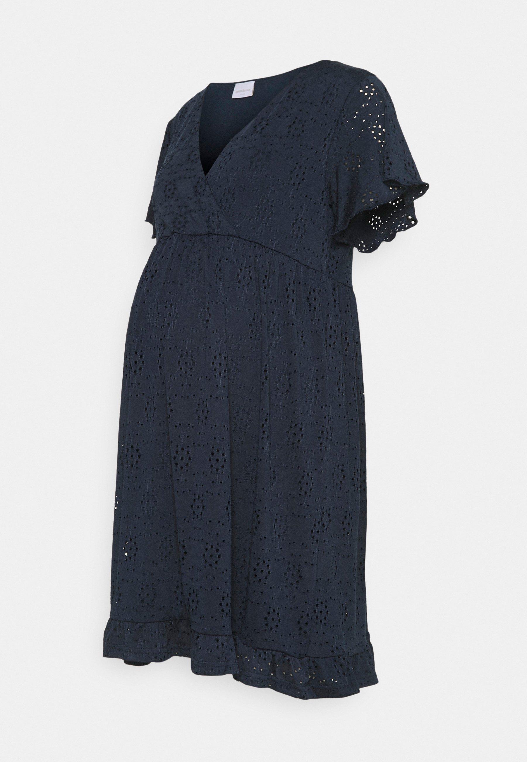 Damen MLDENISE TESS SHORT DRESS - Jerseykleid