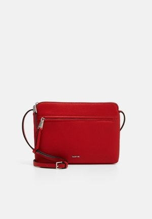 CROSSBODY BAG BALLOON - Torba na ramię - red
