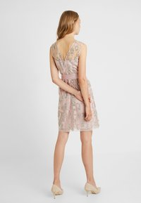 Esprit Collection - DAISY STEM - Cocktail dress / Party dress - old pink - 3