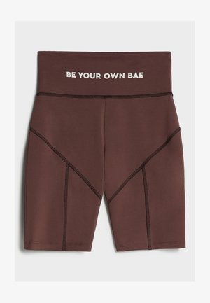 Sports shorts - brown