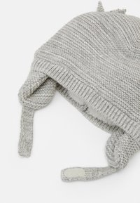 GAP - LINED HAT UNISEX - Čepice - light grey - 2