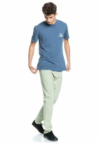FRESH TAKE - T-shirt imprimé - sargasso sea