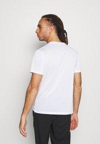 Calvin Klein Golf - 3 PACK - Basic T-shirt - khaki/navy/white - 2