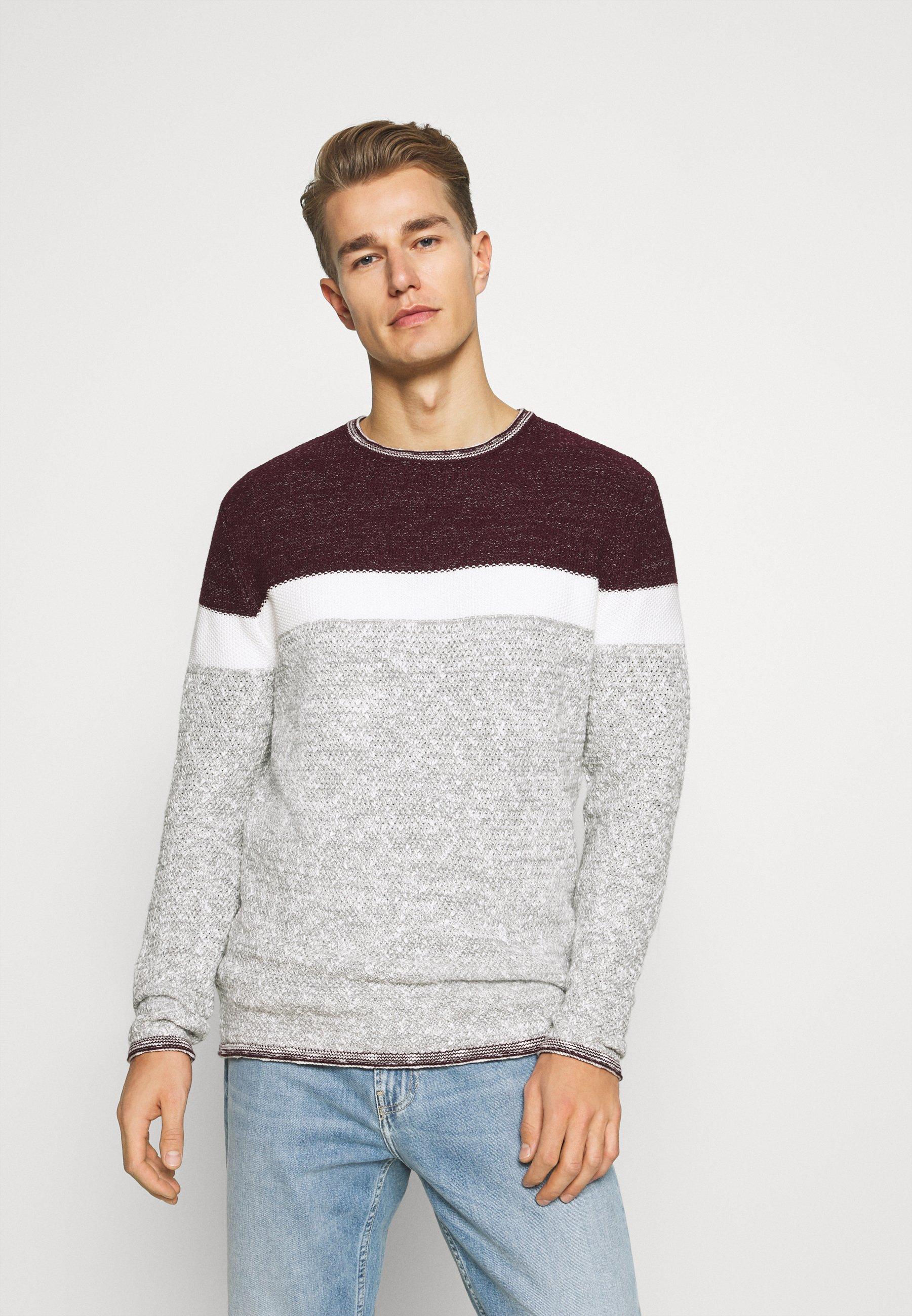 Stickade tröjor | Herr | Köp stickade tröjor online på
