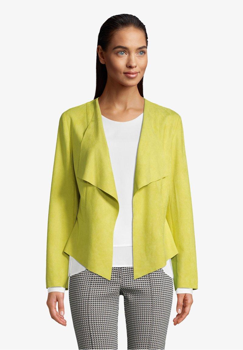 Betty Barclay - Summer jacket - limone