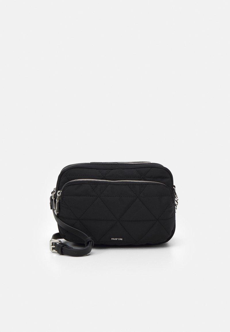 PARFOIS - CROSSBODY BAG CLAIR - Across body bag - black