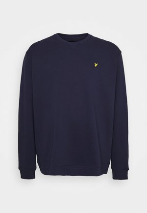 PLUS CREW NECK - Sweatshirt - navy