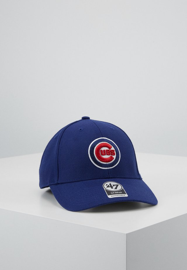 CHICAGO CUBS 47 MVP - Gorra - dark royal