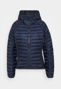 Benetton - JACKET - Down jacket - navy - 4
