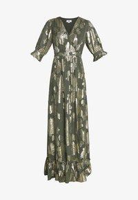 We are Kindred - ADELE MAXI DRESS - Společenské šaty - olive rose - 5