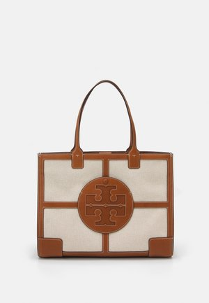 ELLA QUADRANT TOTE - Tote bag - natural