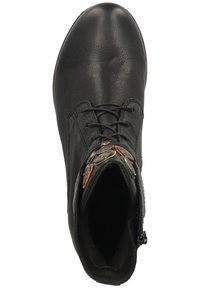 Think! - Lace-up ankle boots - sz/kombi - 1