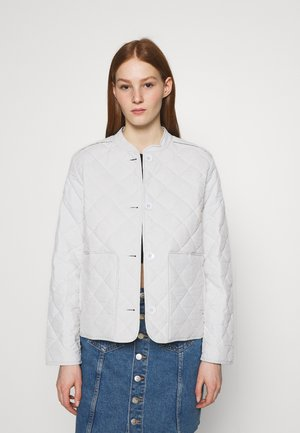 VILOUISA QUILTED JACKET - Bombejakke - cloud dancer